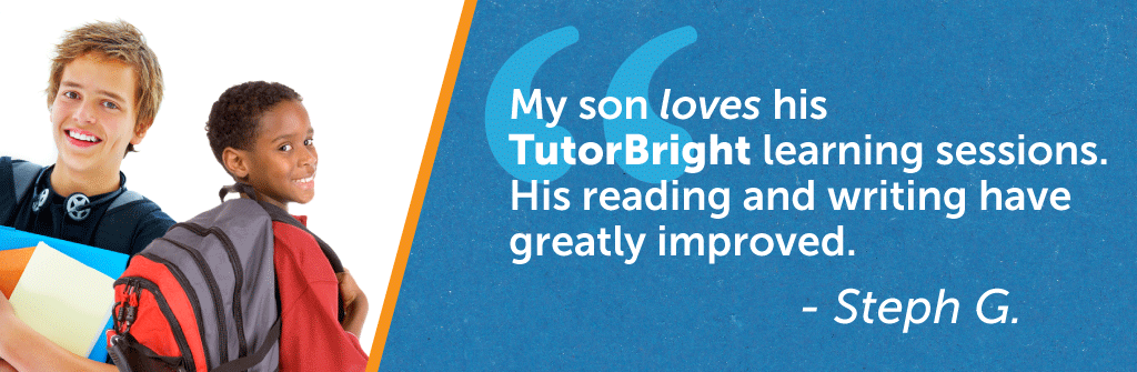 Click here to meet some of our tutors!
