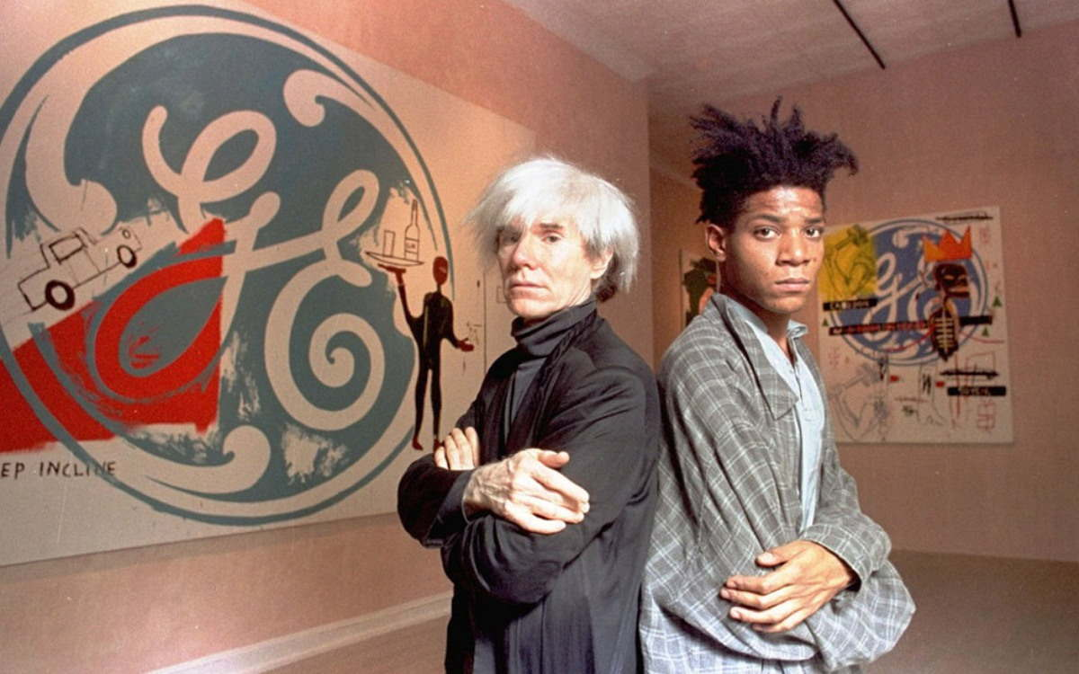an introduction to the jean michel basquiat in the 1980s art punk movement 'the only crime is people not recognizing graffiti as a true  such as jean-michel basquiat,  journey from underground art form to major art movement.